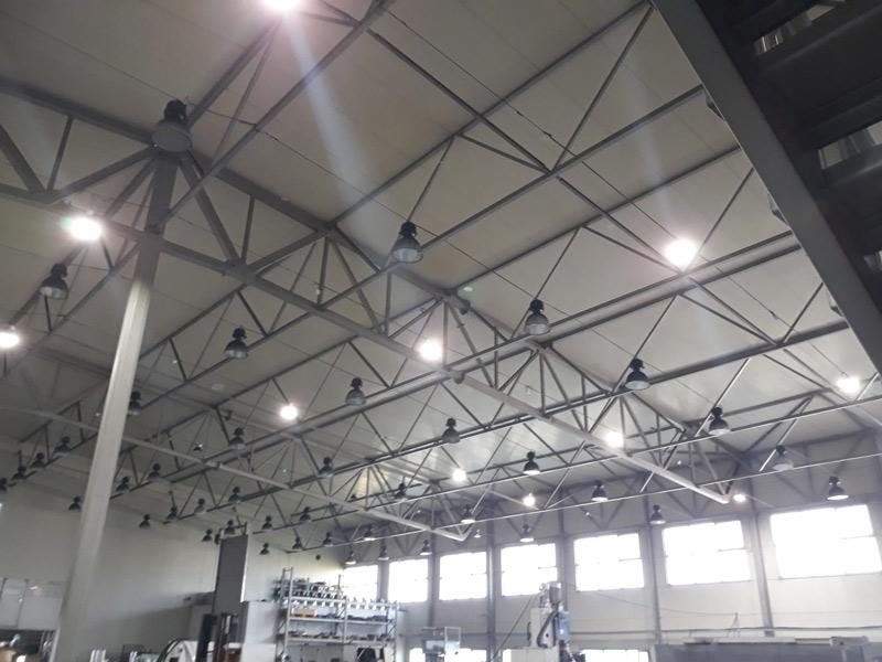 Led reflektori za hale